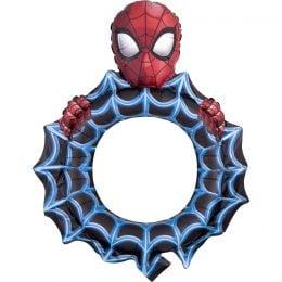 Μπαλόνι Ιστός Spiderman για selfie 81 εκ