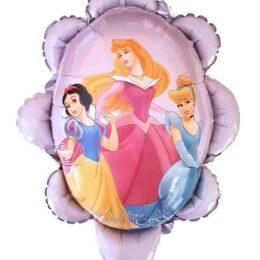 Μπαλόνι καθρέπτης Πριγκίπισσες Disney 100 εκ