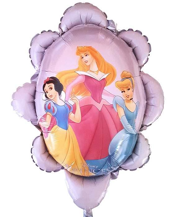 Μπαλόνι καθρέπτης Πριγκίπισσες Disney