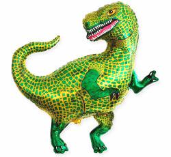 Μπαλόνι πράσινος Τυρανόσαυρος