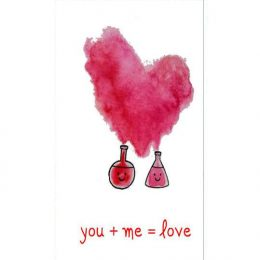 Σοκολάτα Αγάπης Χημεία you + me