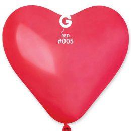 37″ Μπαλόνι τεράστια κόκκινη καρδιά
