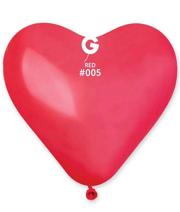 """37"""" Μπαλόνι τεράστια κόκκινη καρδιά"""