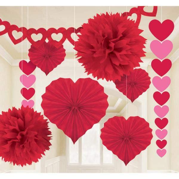 Διακοσμητικό σετ Αγάπης (9 τεμ)