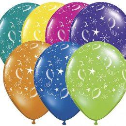 """12"""" Μπαλόνι τυπωμένο party Balloons"""