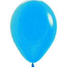 12″ Neon Μπλε λάτεξ μπαλόνι