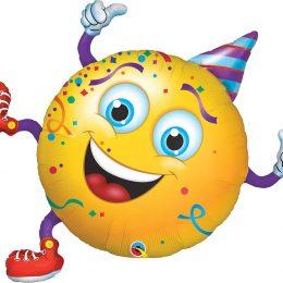 Μπαλόνι Smiley Party Guy 96 εκ