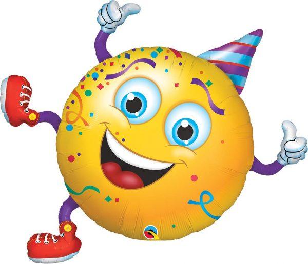 Μπαλόνι Smiley Party Guy