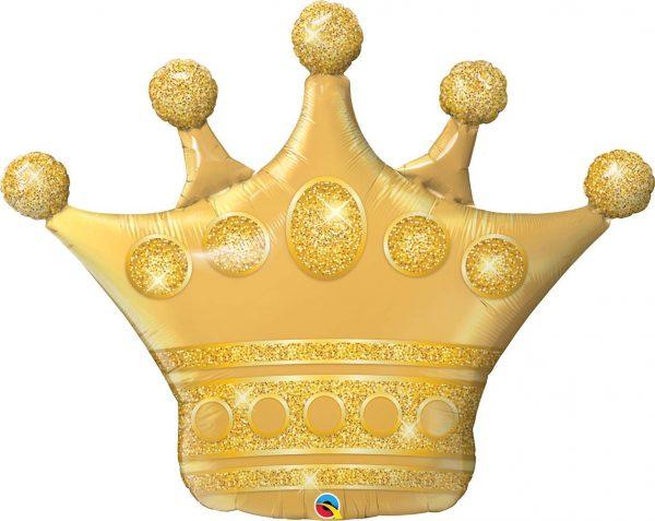 Μπαλόνι χρυσή Κορώνα