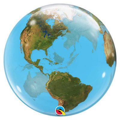 Μπαλόνι bubble Πλανήτης Γη