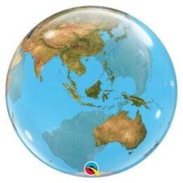 Μπαλόνι bubble Πλανήτης Γη 56 εκ