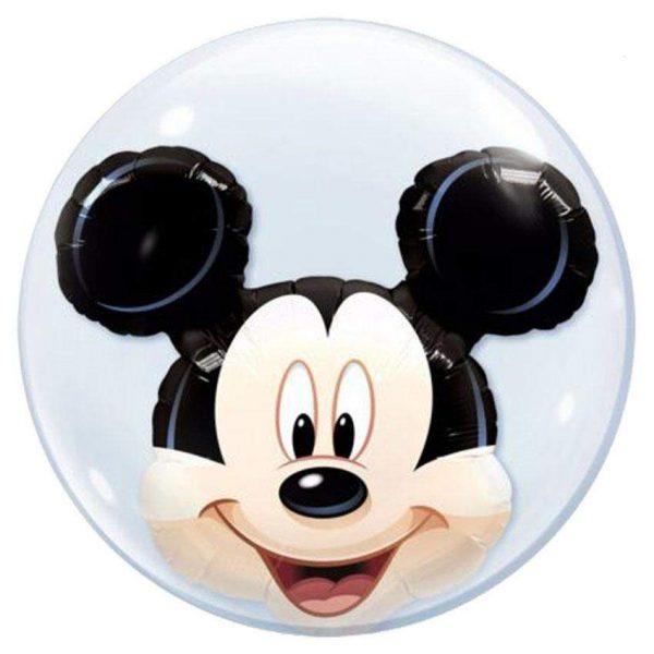 Μπαλόνι Mickie Mouse bubble