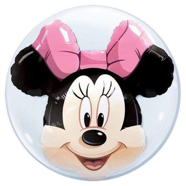 Μπαλόνι Minnie Mouse bubble
