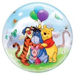 Μπαλόνι Winnie The Pooh bubble 56 εκ