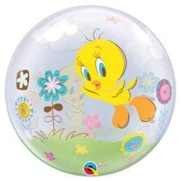 Μπαλόνι Tweety bubble 56 εκ