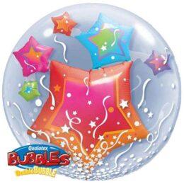 Μπαλόνι Αστέρια bubble 51 εκ
