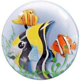 Μπαλόνι Ψάρια bubble 61 εκ