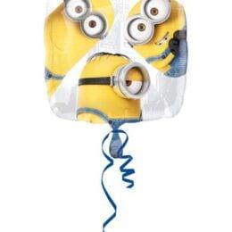 Μπαλόνι τετράγωνο Minions 45 εκ