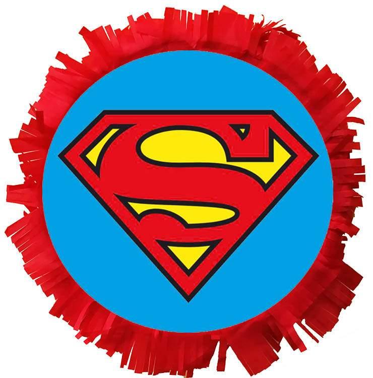 Πινιάτα πάρτυ Superman