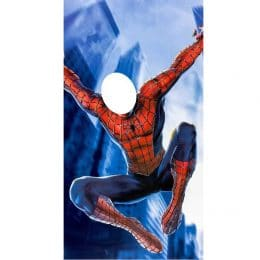 Αφίσα για φωτογραφίες Spiderman