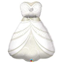 Μπαλόνι γάμου φόρεμα Νύφης 97 εκ