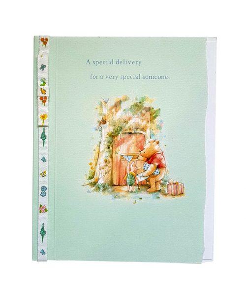 Ευχετήρια Κάρτα Winnie the Pooh (5)