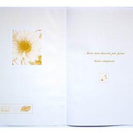 Ευχετήρια Κάρτα Thank you Ηλιοτρόπια