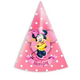 Καπελάκια πάρτυ Minnie Mouse