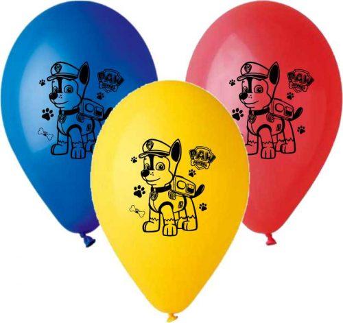 """12"""" Μπαλόνι τυπωμένο Paw Patrol"""