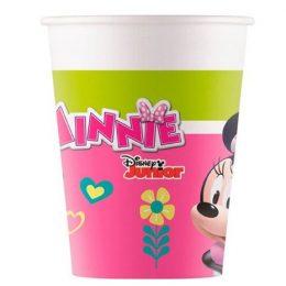 Ποτήρια Minnie Mouse Happy Helpers (2 τεμ)