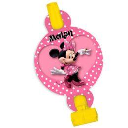 Σφυρίχτρες Blowouts Minnie Mouse