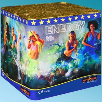 Πυροτεχνήματα 25 βολών Energy