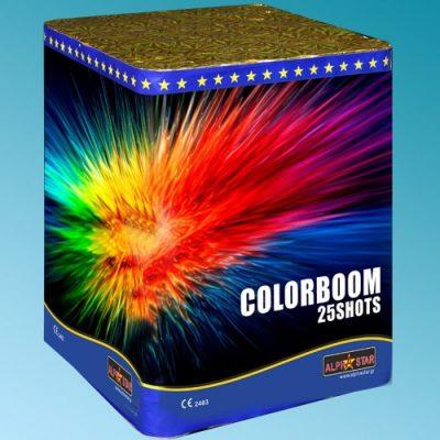 Πυροτεχνήματα 25 βολών Colorboom