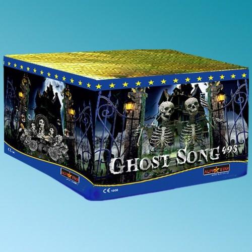 Πυροτεχνήματα 49 βολών Ghost Song
