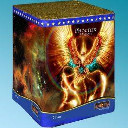 Πυροτεχνήματα 25 βολών Phoenix