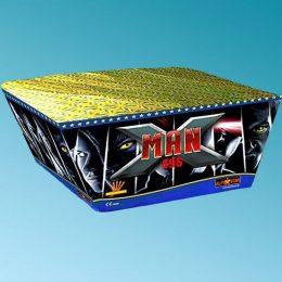Πυροτεχνήματα 49 βολών X-Man