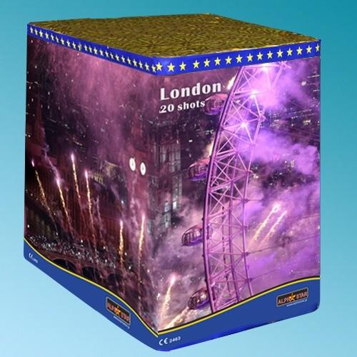 Πυροτεχνήματα 20 βολών London