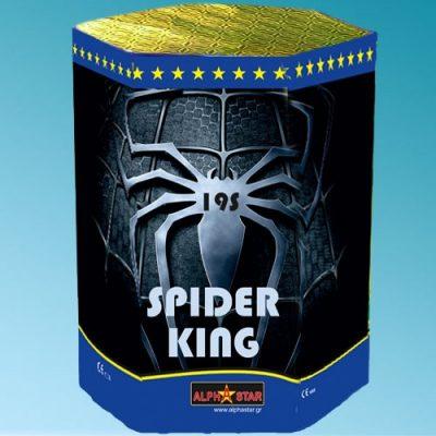 Πυροτεχνήματα 19 βολών Spider King