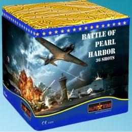 Πυροτεχνήματα 36 βολών Pearl Harbor