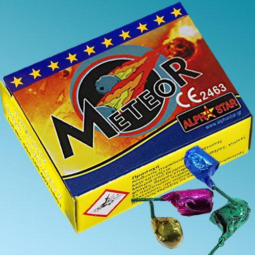 Κράκλιν Meteor Πυροτεχνήματα (12 τεμ)