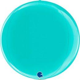 Μπαλόνι τυρκουάζ τρισδιάστατη σφαίρα ORBZ