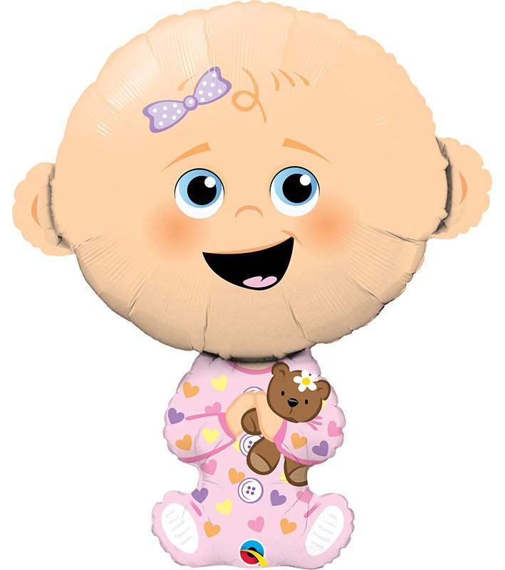 Μπαλόνι γέννησης γλυκιά μπέμπα 97 εκ