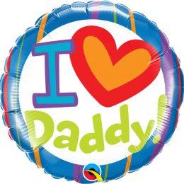 Μπαλόνι Love you Daddy 46 εκ