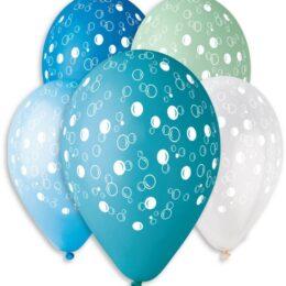 12″ Μπαλόνι τυπωμένο Σαπουνόφουσκες