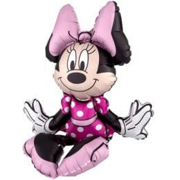 Μπαλόνι Minnie Mouse που κάθεται