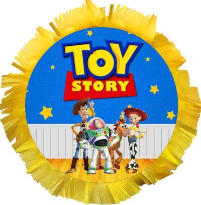 Χειροποίητη μεγάλη Πινιάτα πάρτυ Toy Story