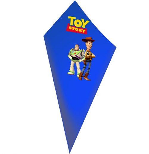 Xάρτινα χωνάκια ζαχαρωτών Toy Story (20 τεμ)