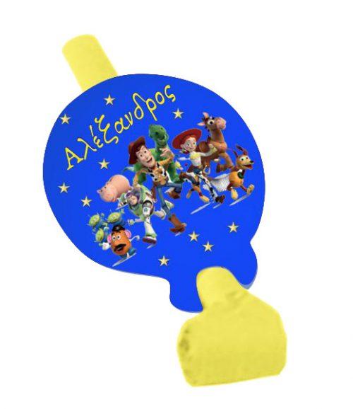 Χάρτινα Blowouts Toy Story (8 τεμ)