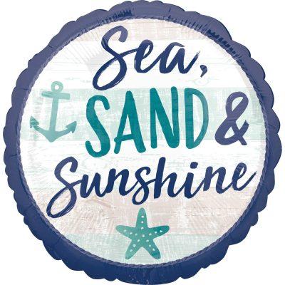 Μπαλόνι Sea Sand & Sunshine