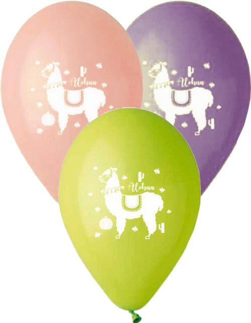 12″ Μπαλόνι τυπωμένο Λάμα